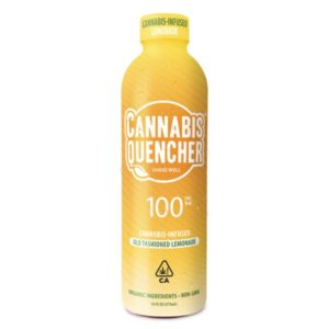 Old Fashioned Lemonade Cannabis Quencher – 100mg