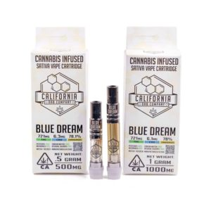 Blue Dream Vape Cartridge 1g