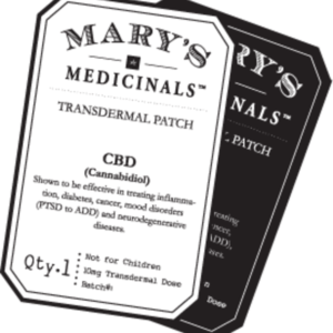 Mary's Medicinal Patches