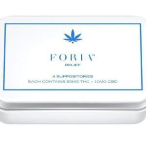 Foria Relief Pack 4
