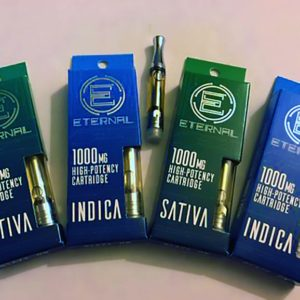 Best Eternal 1000mg Carts(Min Order:04)
