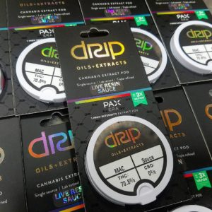 Buy Drip Oils Extracts (Min Order:08)